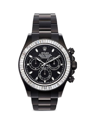 Main View - Click To Enlarge - Mad Collections - Rolex Cosmograph Daytona oyster perpetual diamond watch