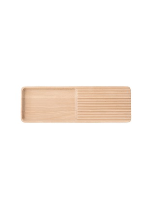 Main View - Click To Enlarge - CASE - Plough serving board