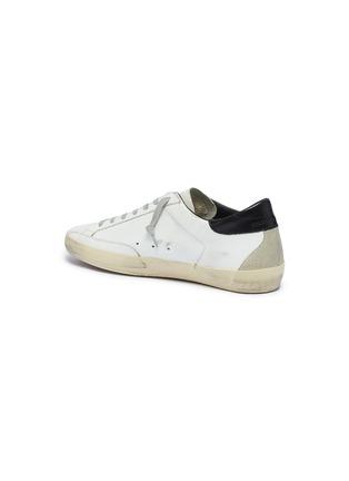- GOLDEN GOOSE - 'Superstar' leather sneakers