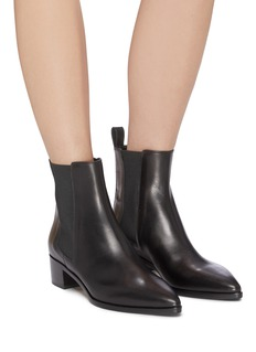 aeyde 'Lou' leather Chelsea boots