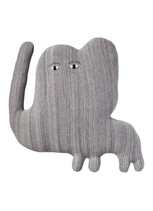 Main View - Click To Enlarge - DONNA WILSON - Jumbo elephant cushion
