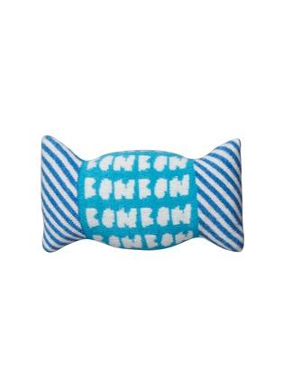 Main View - Click To Enlarge - DONNA WILSON - Bonbon cushion – Blue