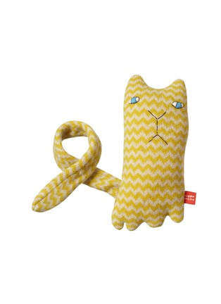 Main View - Click To Enlarge - DONNA WILSON - Ziggy cat toy