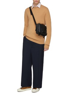 Marni Virgin wool wide leg pants