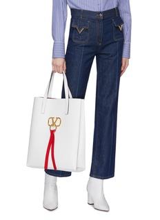 Valentino 'Vring' tassel leather tote