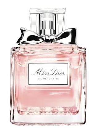 Main View - Click To Enlarge - DIOR BEAUTY - Miss Dior Eau de Toilette 100ml