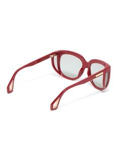 Gucci Spoiler acetate square sunglasses