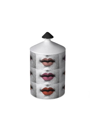 Main View - Click To Enlarge - FORNASETTI - Rossetti scented candle 300g