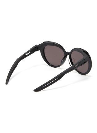 a87b9c455a19 BALENCIAGA   'Hybrid' acetate oversized butterfly sunglasses   Women ...