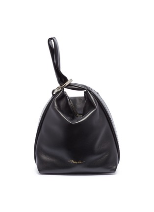 69ed09a0159d 3.1 Phillip Lim.  Ines  leather triangle pouch