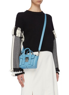 3.1 Phillip Lim 'Pashli' nano leather satchel