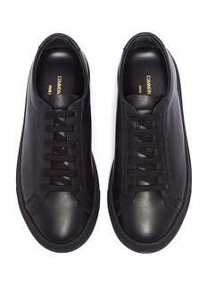 Common Projects 'Original Achilles' leather kids sneakers