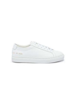 8ddaa2623100d Common Projects  Original Achilles  leather kids sneakers