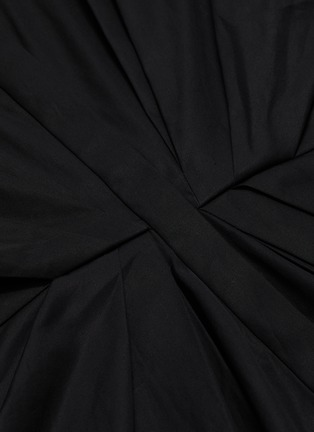 - EQUIL - Pleated waist shirt