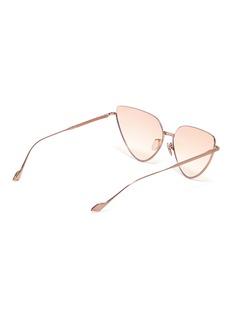 Sunday Somewhere 'Jacqueline' metal cat eye sunglasses