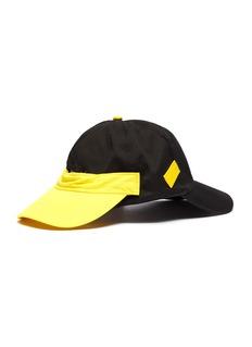 Bernstock Speirs Double peak baseball cap