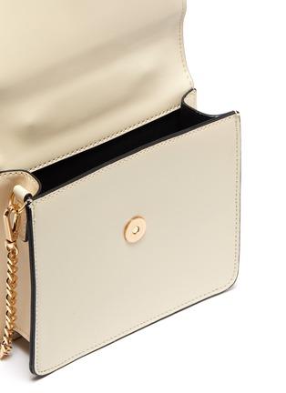 119f3a3b170a Detail View - Click To Enlarge - TOPSHOP - 'Capri' tortoiseshell buckle  crossbody bag