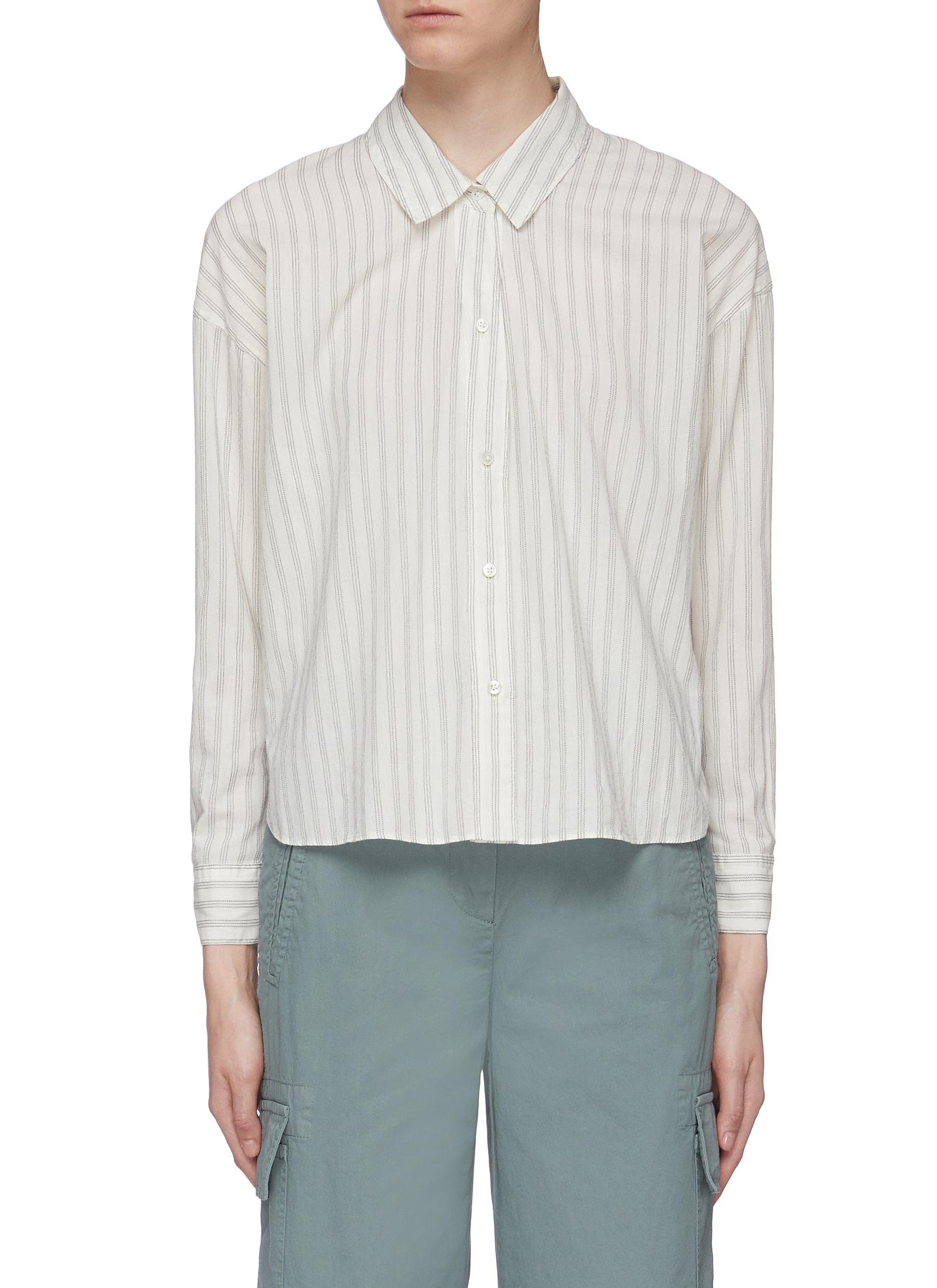 Stripe shirt by James Perse