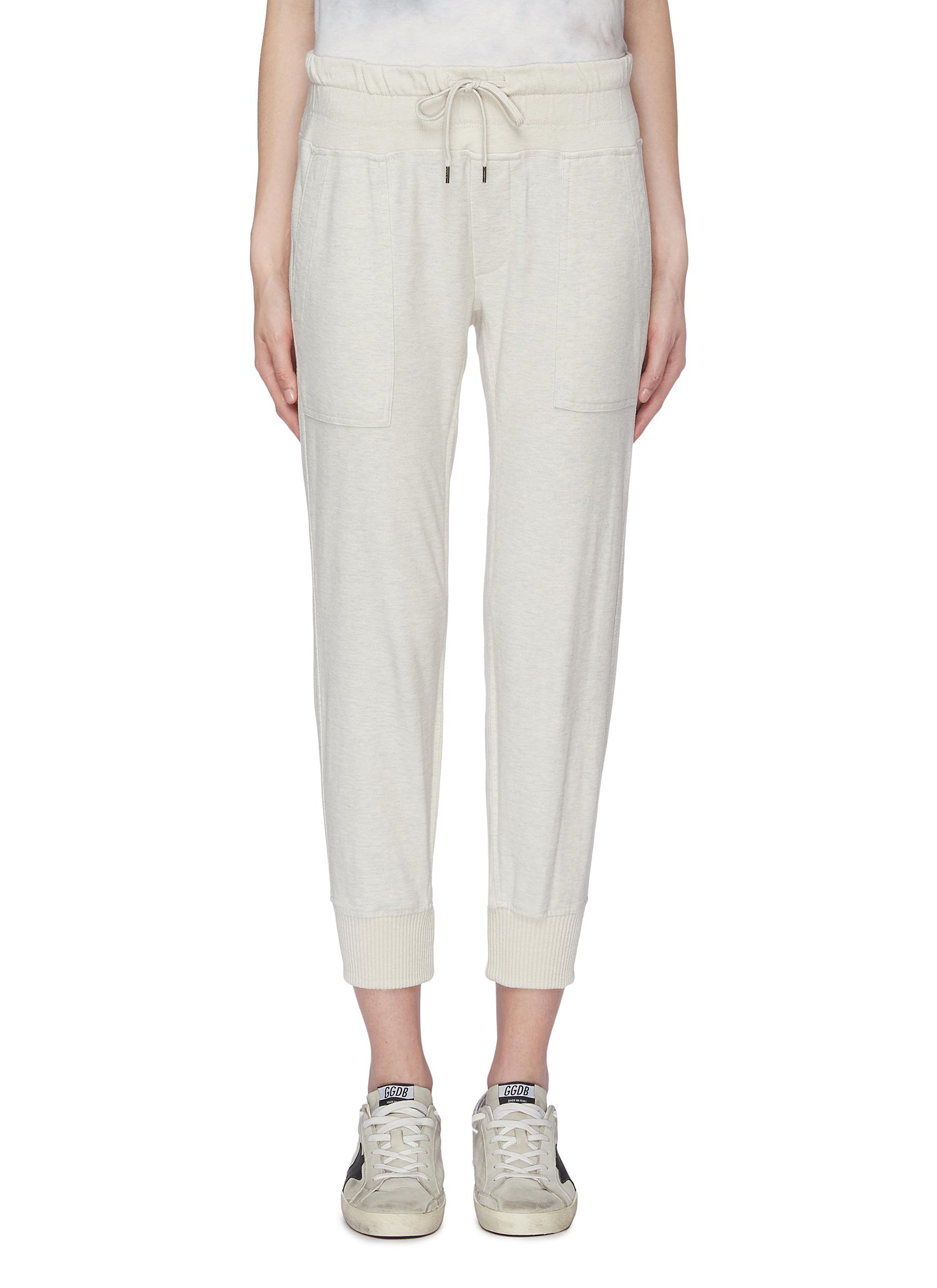 Patchwork sweatpants by James Perse