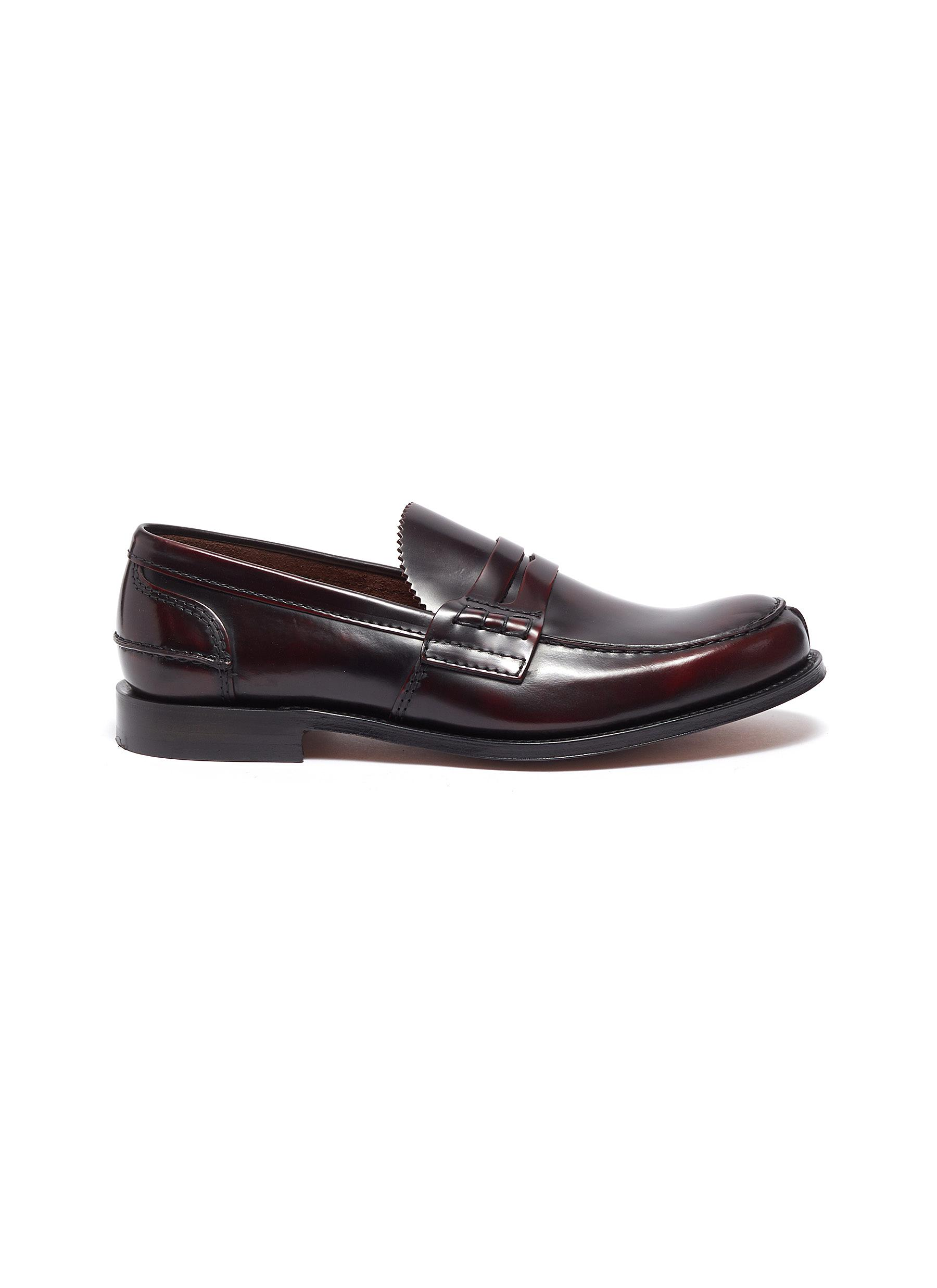 1dd11e608ac5 Church s.  Tunbridge  leather penny loafers
