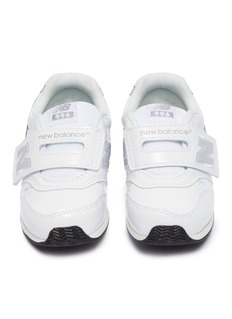 New Balance '996' patchwork toddler sneakers