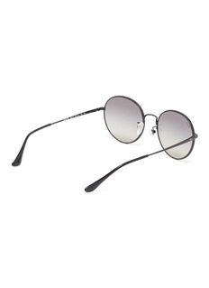 Ray-Ban 'RB3612' metal round sunglasses