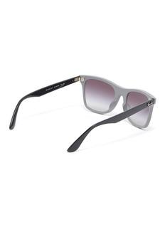 Ray-Ban 'RB4440N Blaze' acetate Wayfarer sunglasses