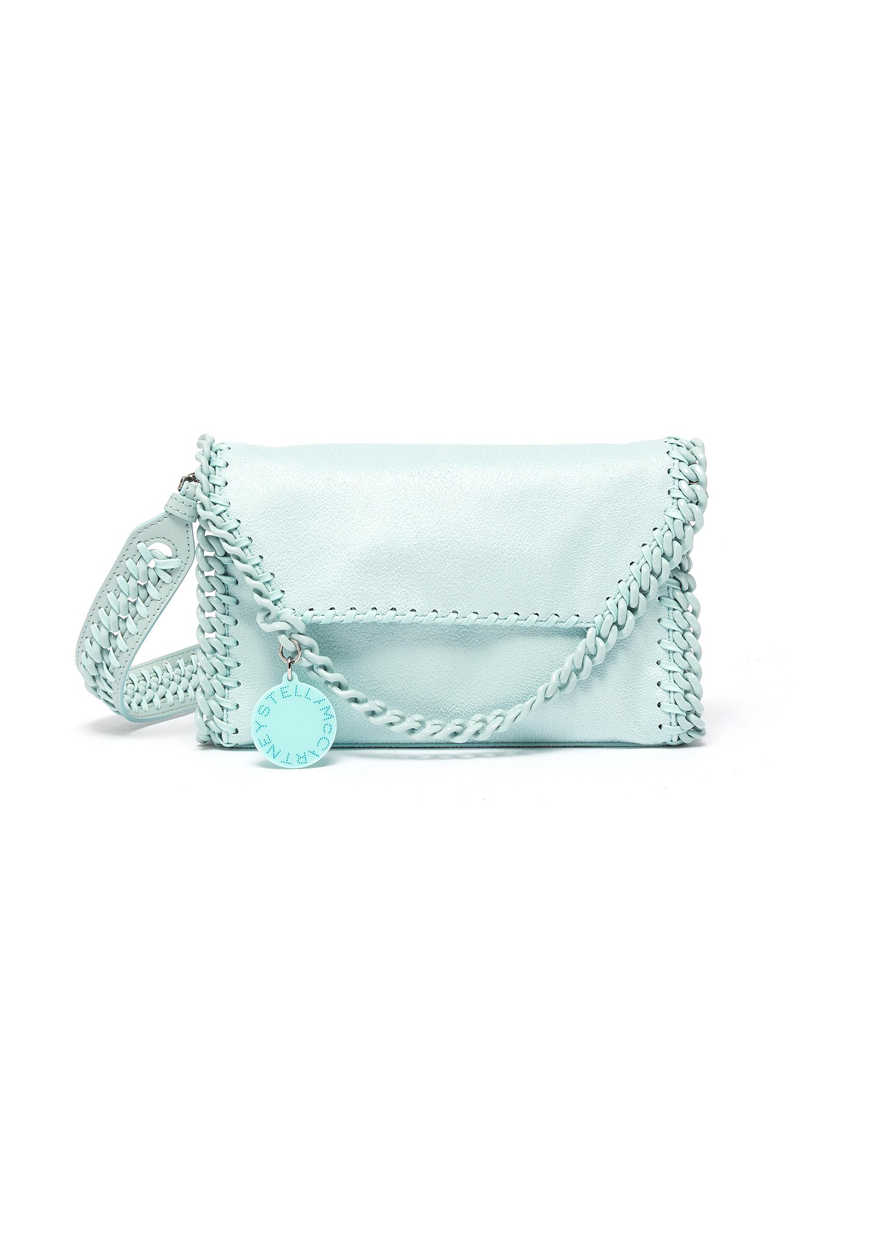 95a79766787555 Stella Mccartney 'Falabella Candy' Mini Shaggy Deer Shoulder Bag ...