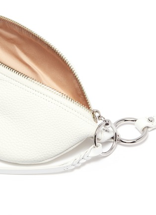 Detail View - Click To Enlarge - Rebecca Minkoff - 'Bree' mini leather bum bag