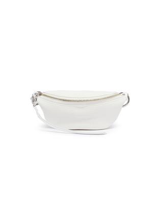 Main View - Click To Enlarge - Rebecca Minkoff - 'Bree' mini leather bum bag