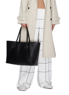Métier 'Perriand' convertible side leather tote