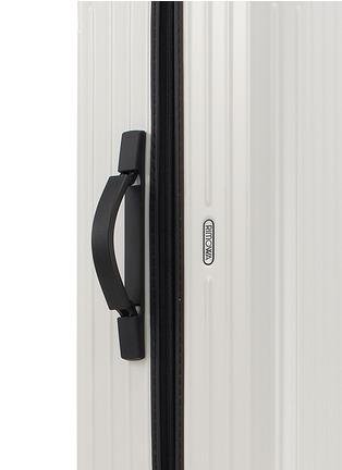 Detail View - Click To Enlarge - RIMOWA - Salsa Air Multiwheel® (Carrara White, 63-litre)