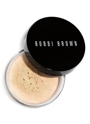 Main View - Click To Enlarge - Bobbi Brown - Sheer Finish Loose Powder - Soft Sand
