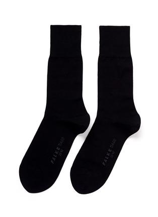 Main View - Click To Enlarge - FALKE - 'Tiago' split sole crew socks