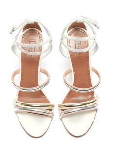 Azzedine Alaïa Strappy leather sandals