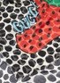 Detail View - Click To Enlarge - GUCCI - 'Gucci Strawberry' print modal-silk scarf