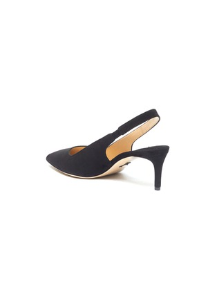 - PAUL ANDREW - 'Coquette' suede slingback pumps