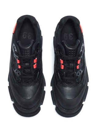 Detail View - Click To Enlarge - BOTH - 'Gao Runner' web panelled sneakers