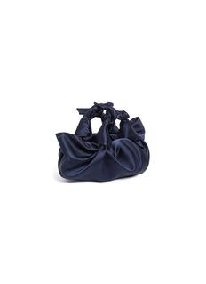 The Row 'The Ascot' satin bag