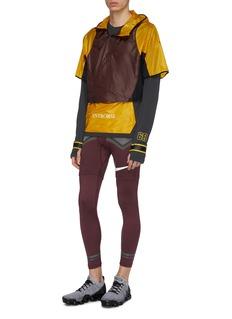 NikeLab x UNDERCOVER 'Gyakusou' mesh pocket colourblock Tech Knit performance leggings