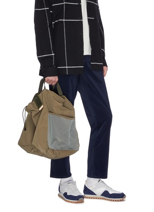 Front View - Click To Enlarge - HENDER SCHEME - Drawstring tote bag