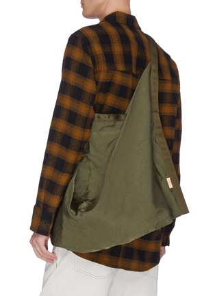 Figure View - Click To Enlarge - HENDER SCHEME - 'Origami' bag
