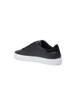 - AXEL ARIGATO - 'Clean 90' suede counter leather sneakers