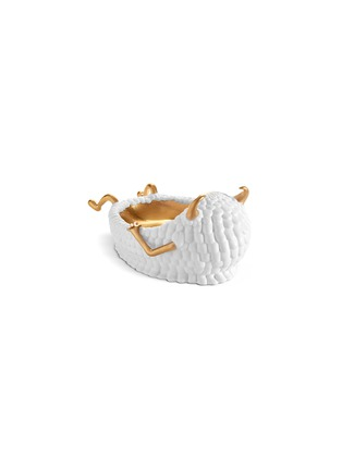 - L'OBJET - x Haas Brothers Lazy Susan catchall – White