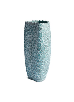 Main View - Click To Enlarge - L'OBJET - x Haas Brothers Gila Monster vase – Blue