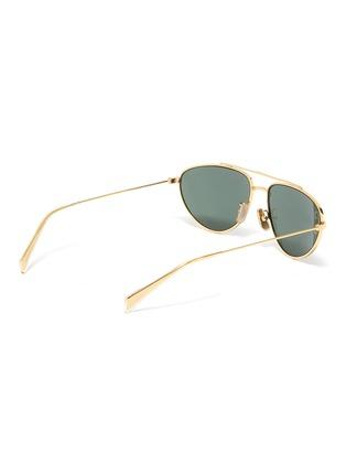 dc78e7de74db CELINE. Metal aviator sunglasses