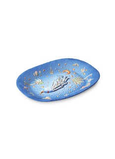 L'OBJET x Haas Brothers Celestial Octopus tray –Multi-colour