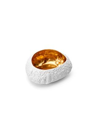 - L'OBJET - x Haas Brothers Mojave Desert medium bowl – White/Gold