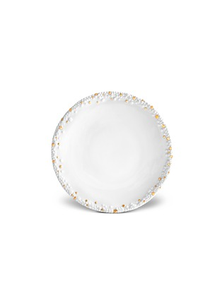 Main View - Click To Enlarge - L'OBJET - x Haas Brothers Mojave dinner plate – Gold
