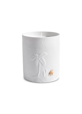 Main View - Click To Enlarge - L'OBJET - x Haas Brothers Mojave Palm scented candle 350g – White